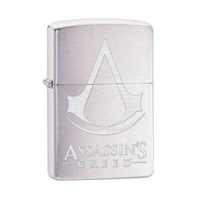Isqueiro Zippo 29494 Classic Assassin's Creed® Escovado