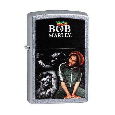 Isqueiro Zippo 29572 Classic Bob Marley Street