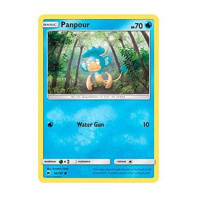 Pokémon TCG: Panpour (36/147) - SM3 Sombras Ardentes