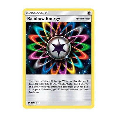Pokémon TCG: Energia Arco-Íris (137/149) - SM1 Sol e Lua
