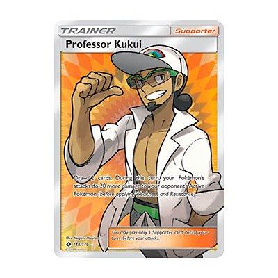 Pokémon TCG: Professor Nogueira (148/149) - SM1 Sol e Lua