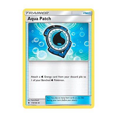 Pokémon TCG: Fragmento Aquático (119/145) - SM2 Guardiões Ascendentes