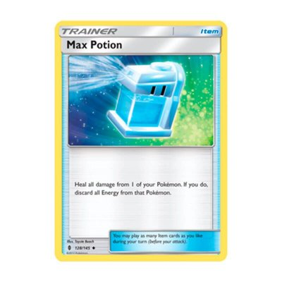 Pokémon TCG: Poção Máxima (128/145) - SM2 Guardiões Ascendentes