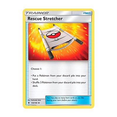 Pokémon TCG: Maca de Resgate (130/145) - SM2 Guardiões Ascendentes