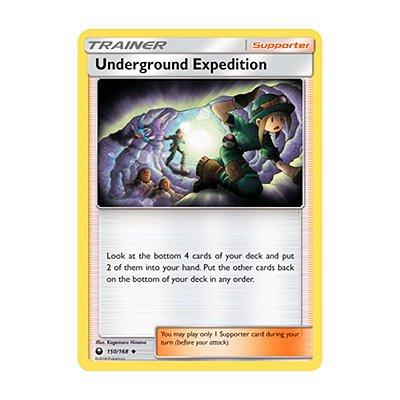Pokémon TCG: Expedição Subterrânea (150/168) - SM7 Tempestade Celestial