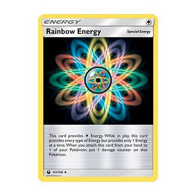 Pokémon TCG: Energia Arco-Íris (151/168) - SM7 Tempestade Celestial