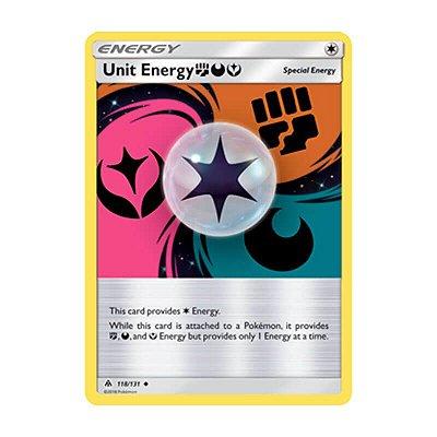 Pokémon TCG: Energia Unitária FDF (118/131) - SM6 Luz Proibida