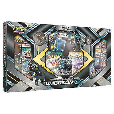 Pokémon TCG: Box Coleção Premium - Umbreon-GX
