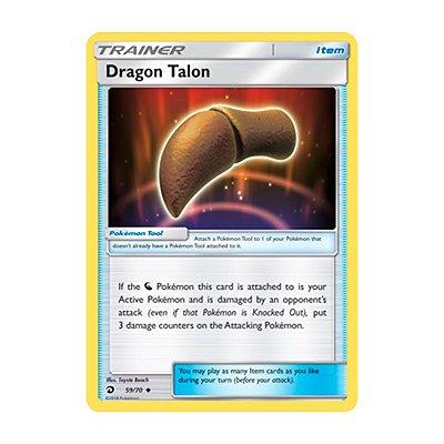 Pokémon TCG: Grifa de Dragão (59/70) - SM7.5 Dragões Soberanos