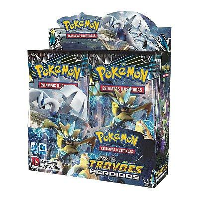Pokémon TCG: Booster Box (36 unidades) SM8 Trovões Perdidos
