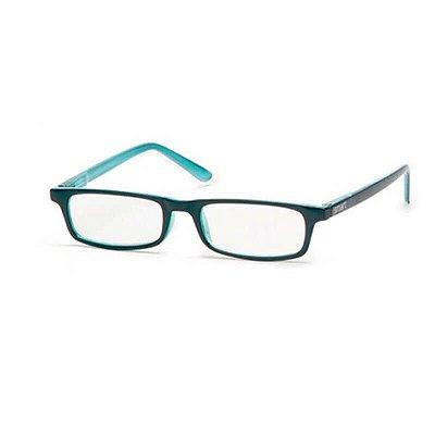 53032a0183238 Óculos de Leitura POP Smart Azul Petróleo by B+D