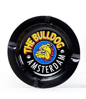 Cinzeiro em Metal Black The Bulldog - GS00100