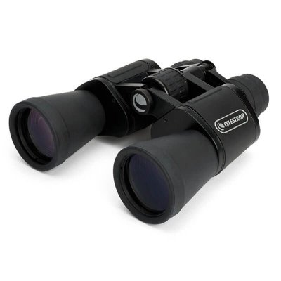 Binóculo com Zoom 10-30x50 Porro UpClose G2 Celestron