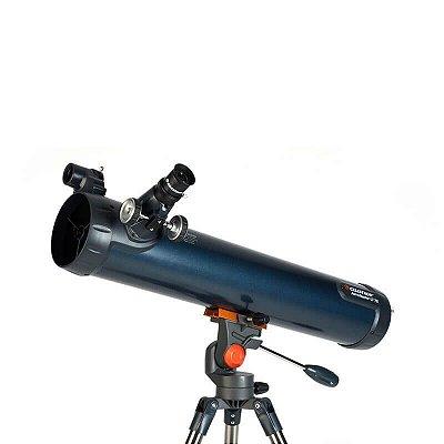 Telescópio Refletor AstroMaster LT 76AZ Celestron