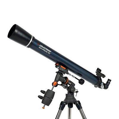 Telescópio Refrator AstroMaster 90EQ Celestron