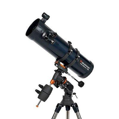 Telescópio Refletor AstroMaster 130EQ-MD (com Motor Drive) Celestron