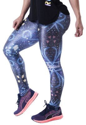 LIPSOUL LEGGING GALAXY