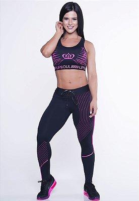 Calça Legging Fitness Roupa de Academia 5330