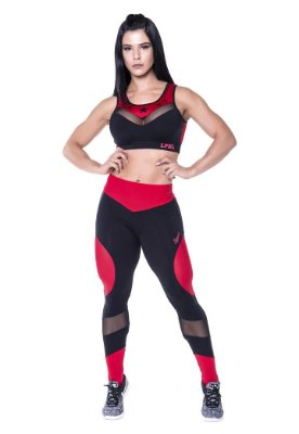 Calça Legging Fitness Roupa de Academia 5331