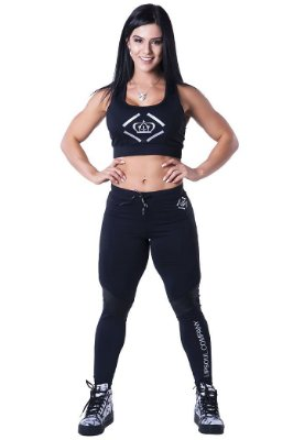 Conjunto Fitness Roupas para Academia 5009
