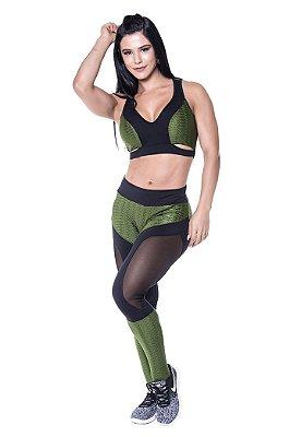 Conjunto Fitness Roupas para Academia 5013