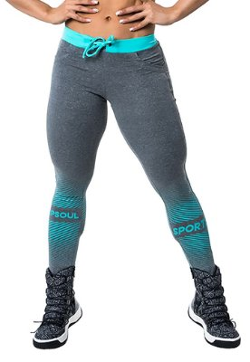Legging Fitness Roupa de Ginástica  5016