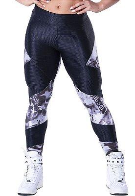 Legging  roupa de ginástica e academia musculação 501sp