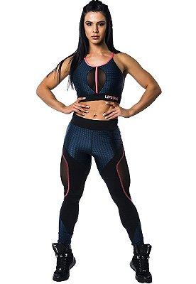 Moda Fitness | Roupas de Ginástica em Piquet Carneiro Ceará