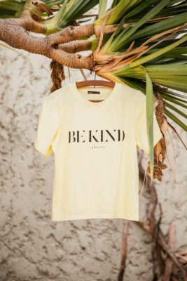 T-Shirt Kind - SLOW STYLE
