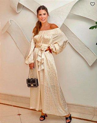 Vestido Rosa Off White - LENNA
