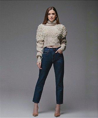 Calça Jeans Reta - LOTTUS