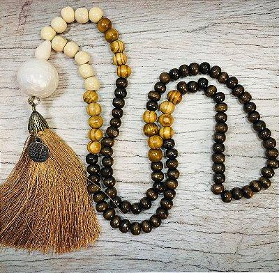 Japamala - Terço Budista - 108 contas - Evolução