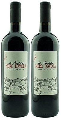 Pack 20% OFF - Il Pioppo Nero D'Avola D.O.C.
