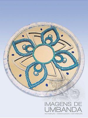 Mandala Azul - 58 cm