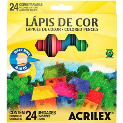 LAPIS DE COR - ACRILEX