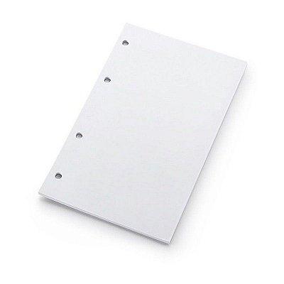 Refil Planner Maxi Em Branco