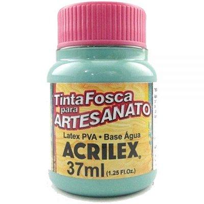 Tinta Fosca P/ Artesanato 37ml - Verde Country