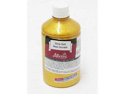Slime Gold Base Dourada pote 500g Ean