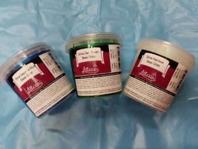 Slime Dark Green Base Glitter 400G EAN