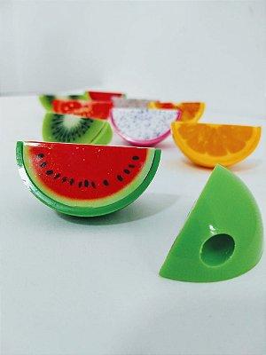 Apontador Kawaii - fruta