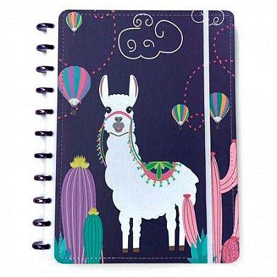 Caderno Inteligente Médio Alpaca