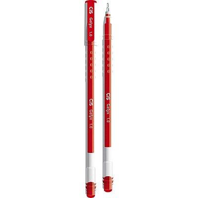 Caneta  Gelyx Vermelha 1,0 MM - CIS