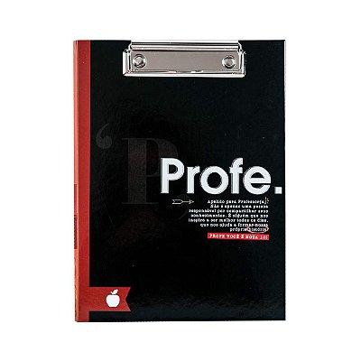 Planner Com Capa Prancheta - Professor