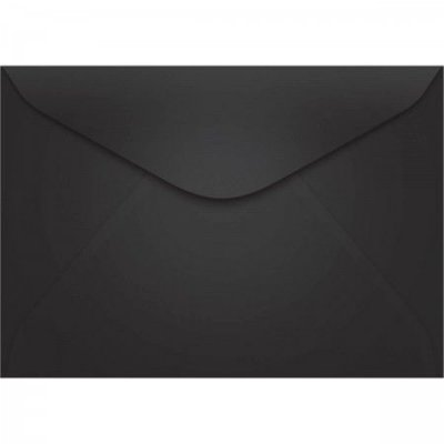 Envelope Convite Preto - Tilibra