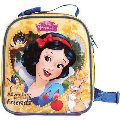 Lancheira Disney Princesas Branca de Neve