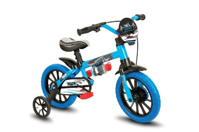 Bicicleta Infantil Veloz -  ARO 12