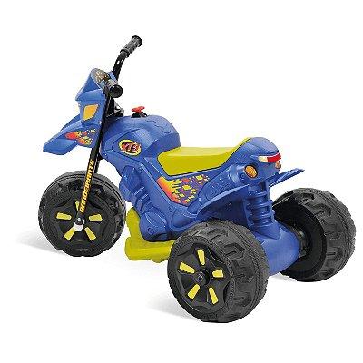 Moto Elétrica 6V XT3 Azul