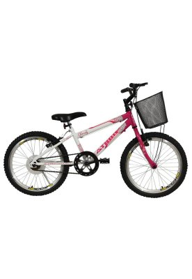 Bicicleta Aro 20 Charmy S/M - Rosa