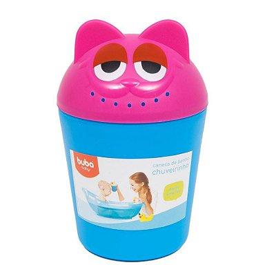 Caneca de banho Chuveirinho | Buba - ROSA