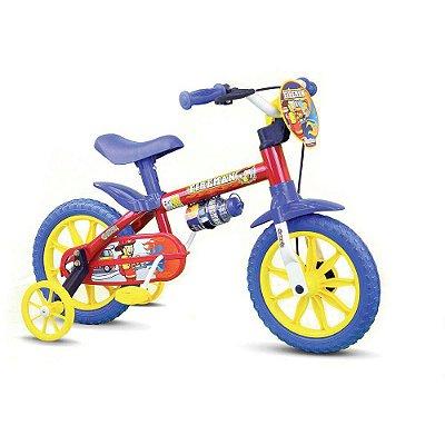 Bicicleta Infantil Fireman- ARO 12